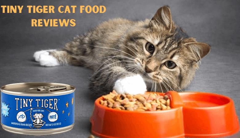 Tiny Tiger Cat Food Reviews